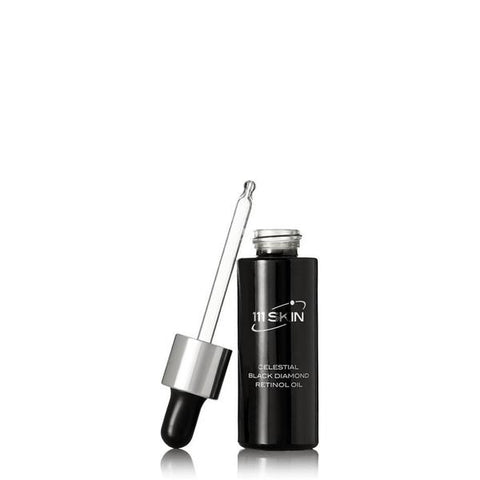 111 Skin - Celestial Black Diamond Retinol Oil / 30ml.