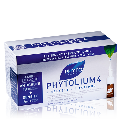 Phyto - Phytolium 4 Treatmentment / 12*3.5ml.