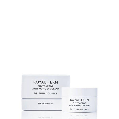 Royal Fern - Phytoactiv Anti-Aging Eye Cream 15ml.