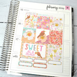 "HORIZONTAL - ""Georgia Sweet Peach"" - weekly kit or a la carte"