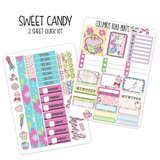 "VERTICAL - ""Sweet Candy"" - 2 Sheet Quick Kit"