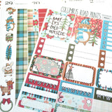 "VERTICAL - ""Sweater Weather"" - 2 Sheet Quick Kit"