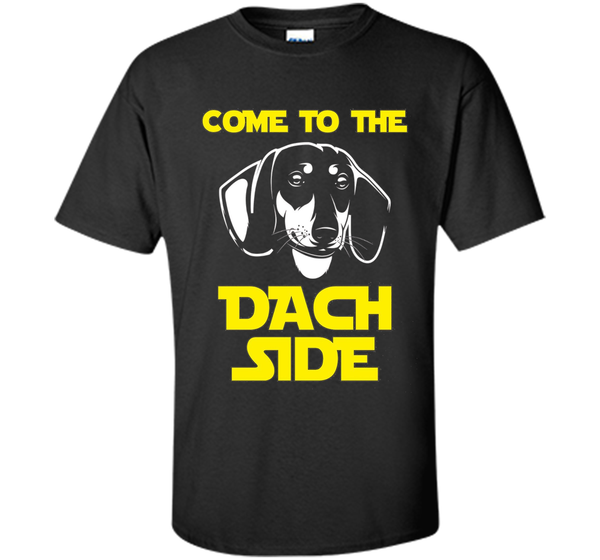 Funny Dog Lover Quotes Gift, Duch Side T-Shirt