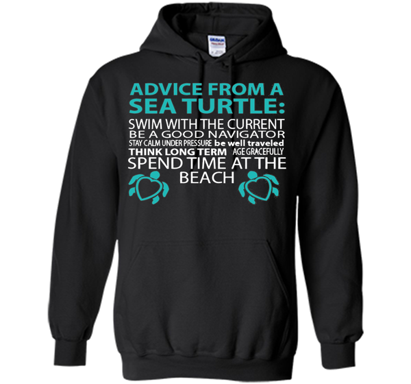Advice From A Sea Turtle T-Shirts Gifts For Turtle Lovers