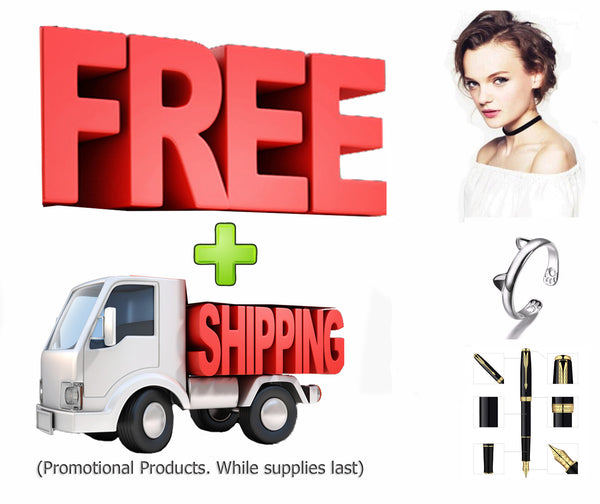 Free Plus Shipping Promotion