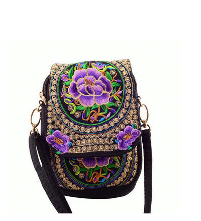 The Boho Messenger Bag - Ballooo