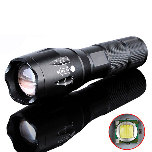 Super Bright Waterproof Military Tactical Flashlight - Ballooo