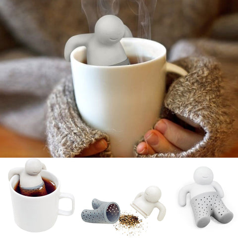 The Little Man Tea Infuser - Ballooo