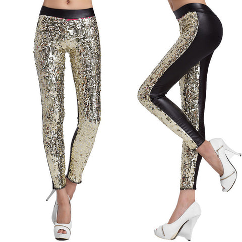 Glitter Leggings in 6 Fabulous Colours