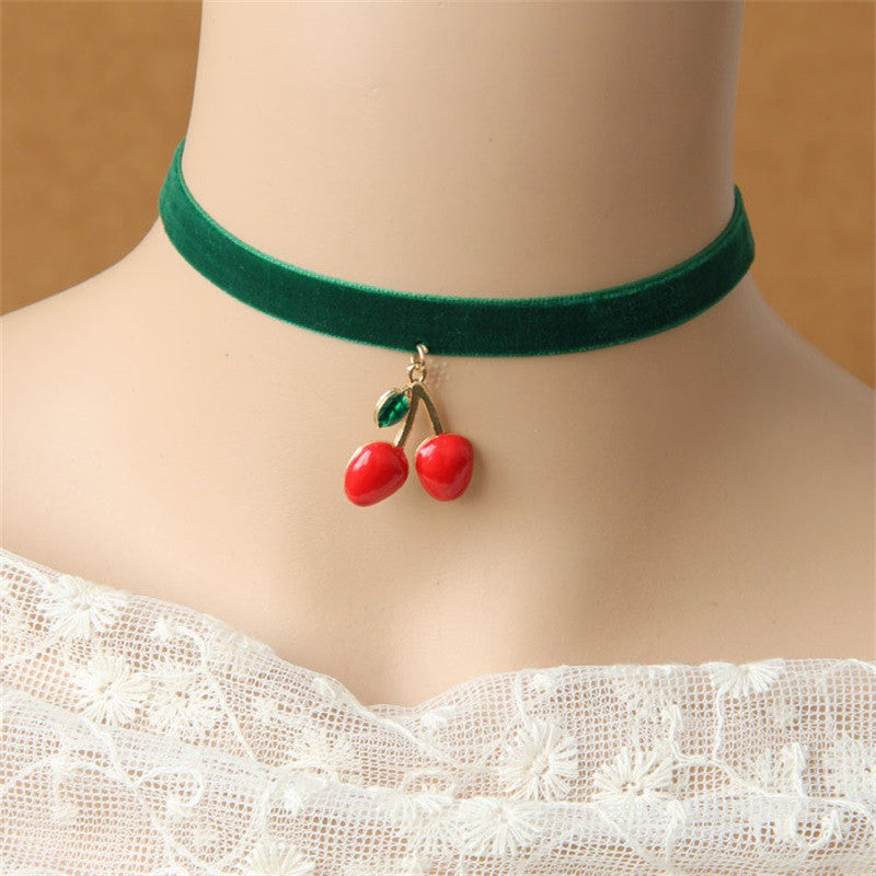 Cherry Pie Choker - Ballooo