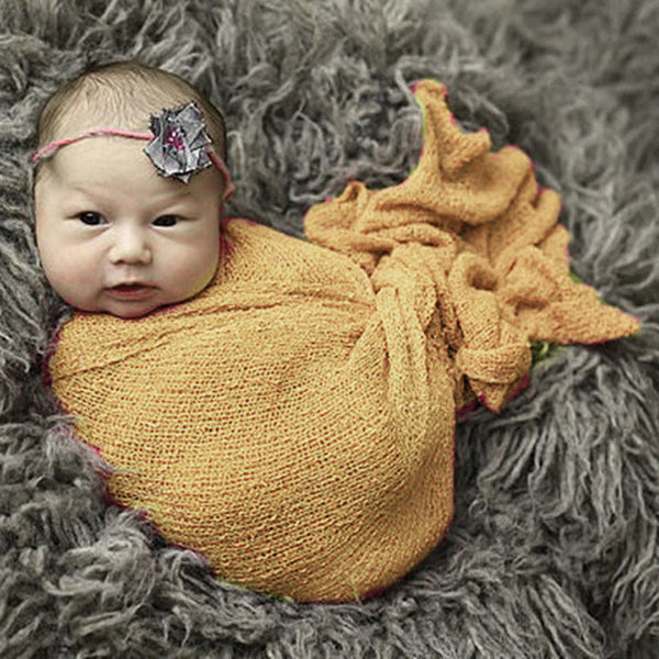 Newborn Baby Cotton Wrap - Ballooo