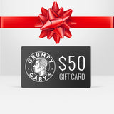 Grumpy Gary's Digital Gift Card