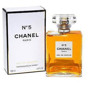 Chanel No 5 Eau De Parfum Spray 100ml My Perfume Boutique