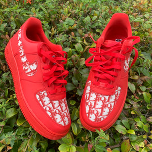Red Dior forces