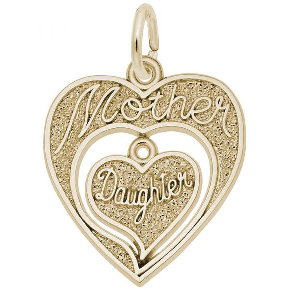 Mother and Daughter Pendant