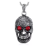 Skull Head Necklace