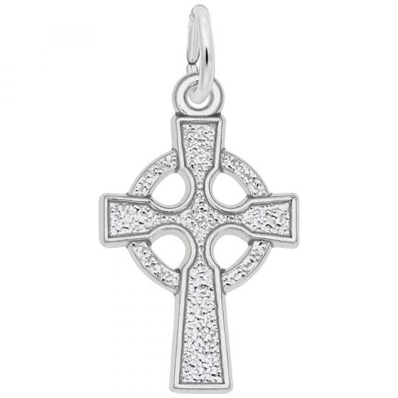 CELTIC CROSS CHARM (small)