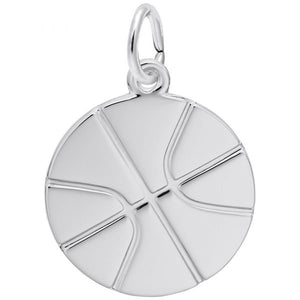 Basket Ball Pendant