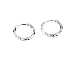 12mm Stainless Steel Hoops