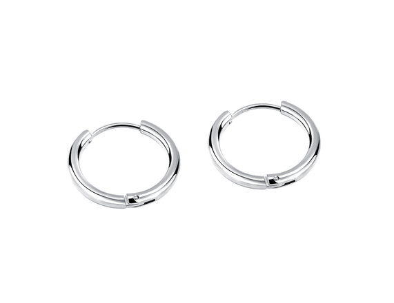 10mm Stainless Steel Hoops