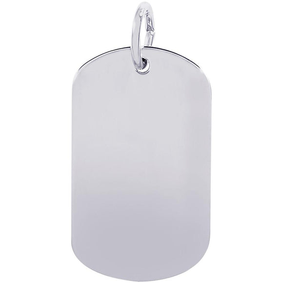 SMALL DOG TAG