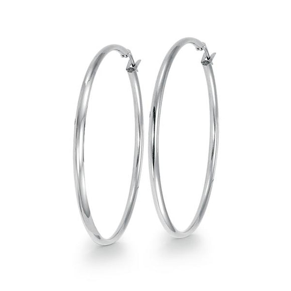 60mm Stainless Steel Hoop