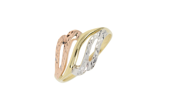 Tri Color Ring