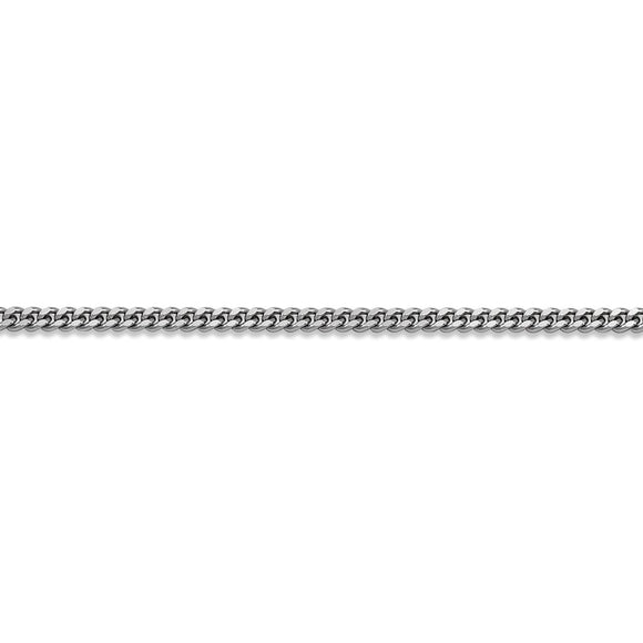 Curb Chain 16-30 inches (2mm)