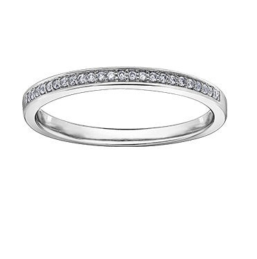10k WhiteGold Band