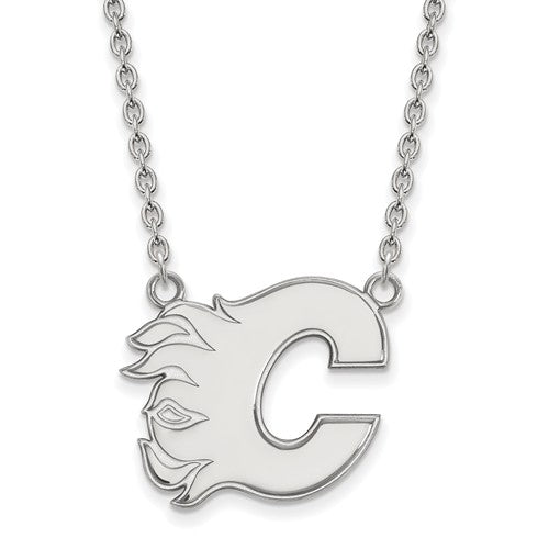 Calgary Flames  Necklace (19mm)