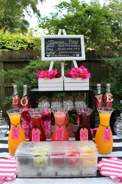 20 Ideas que amarás para tu Bridal Shower
