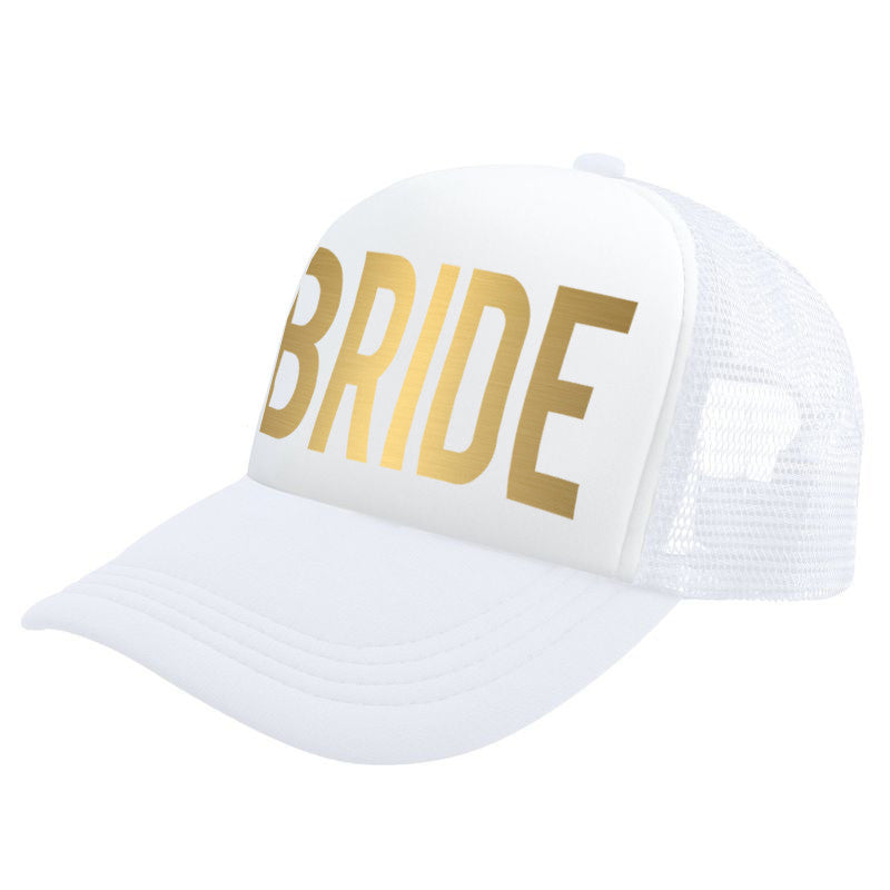 Gorra Trucker Bride