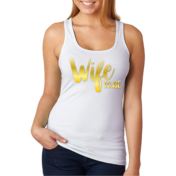 Tank top Wife to be