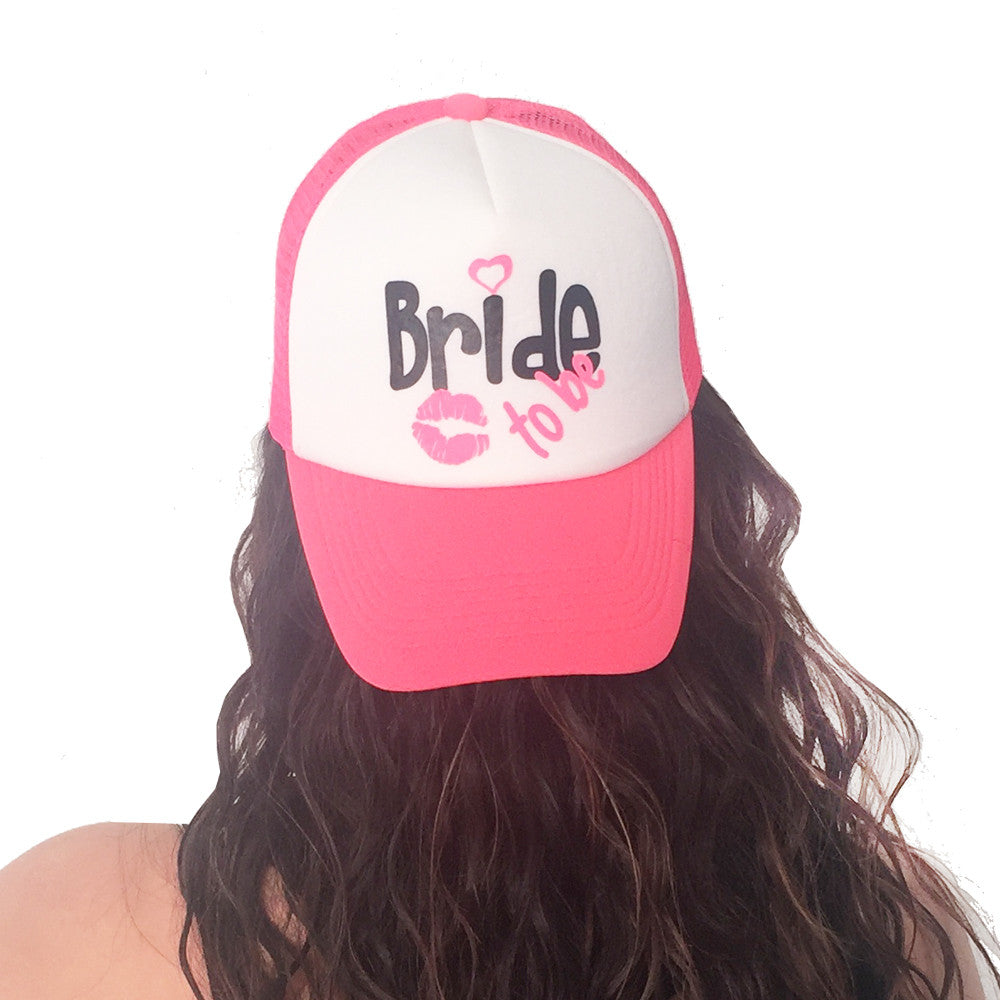 Gorra Trucker Beso Bride To Be