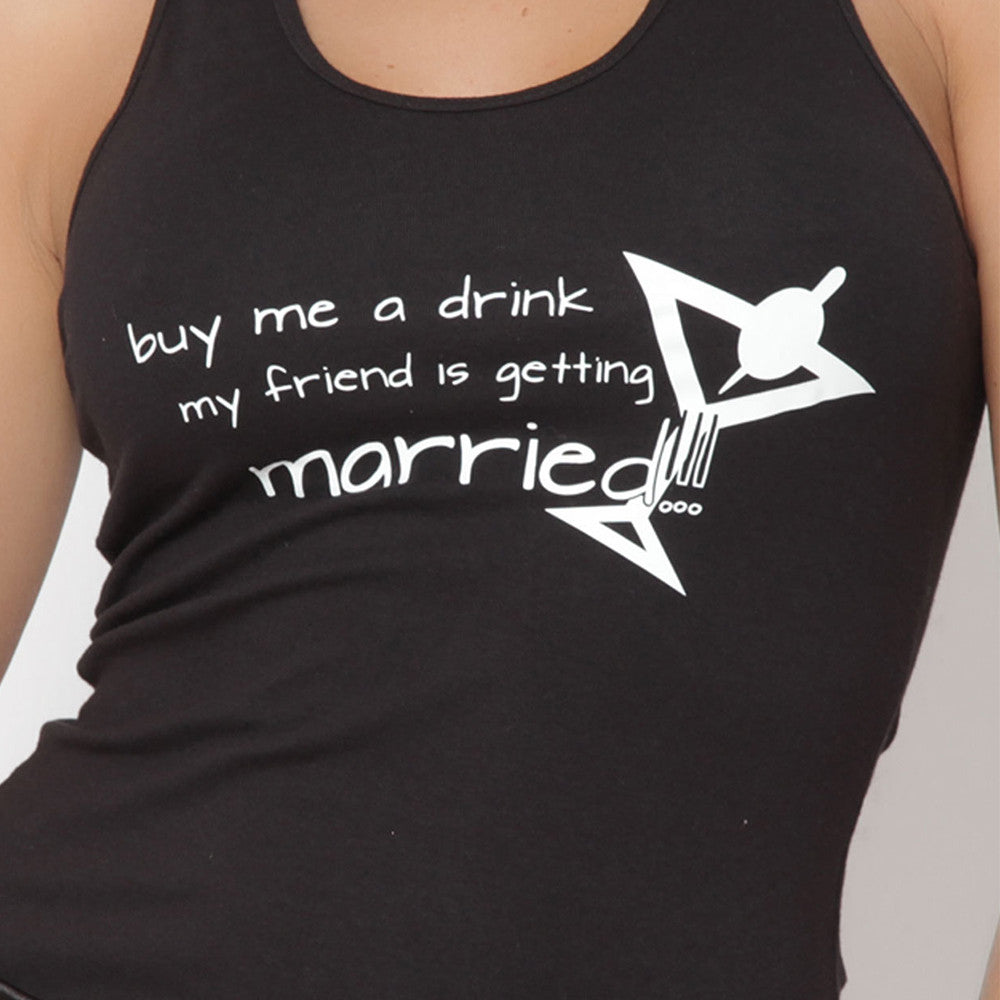 Playera Team Bride Martini