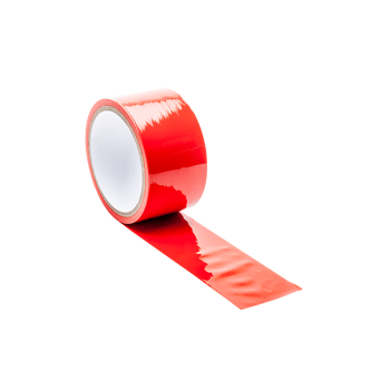 La Vie Nue Bond-Us-Closer PVC Bondage Tape Red