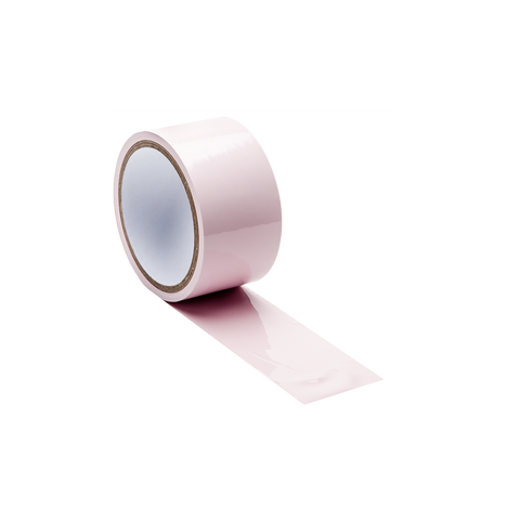 La Vie Nue Bond-Us-Closer PVC Bondage Tape Pink