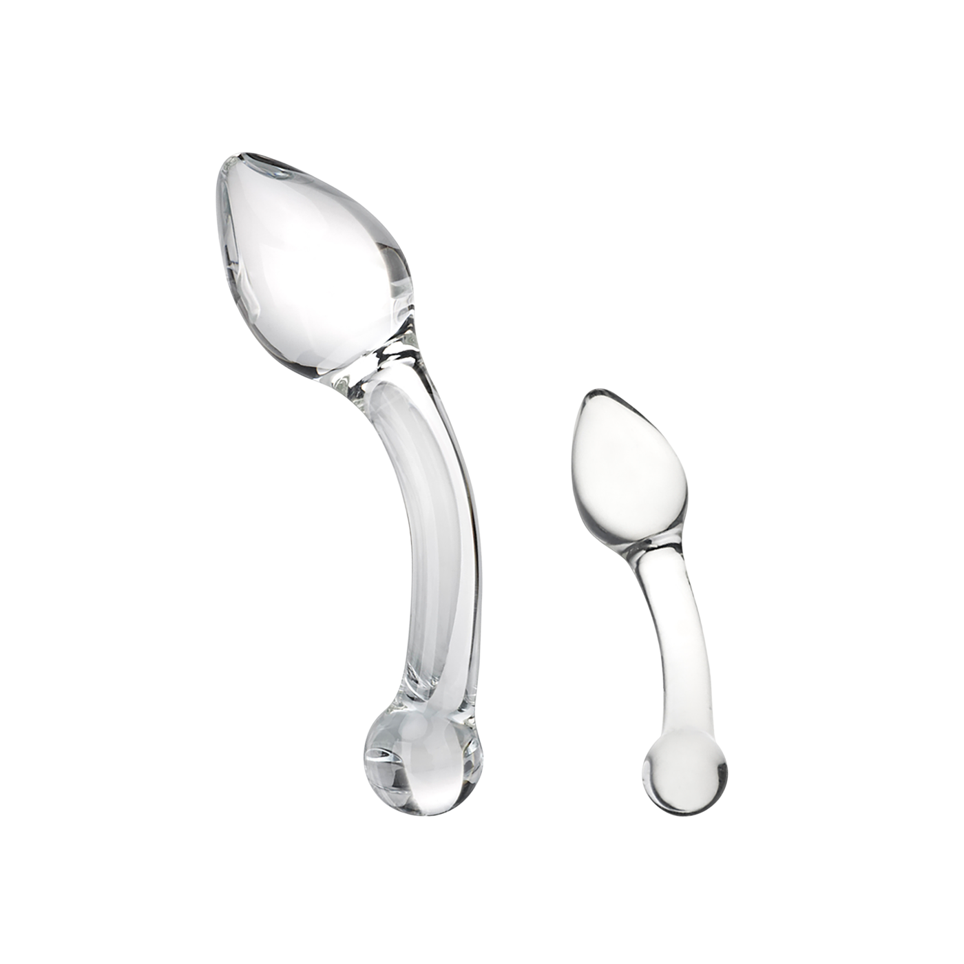 Glas Pure Indulgence Glass Anal Slider