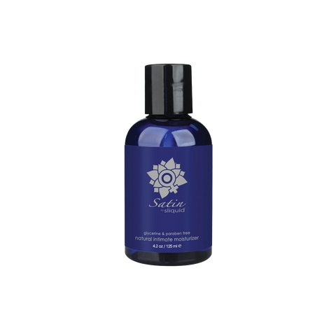 Sliquid Naturals Satin (125ml) Massage Oil