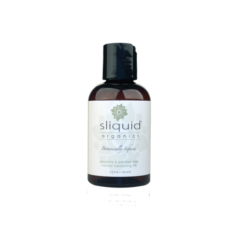 Sliquid Organics Silk (125ml) Massage Oil
