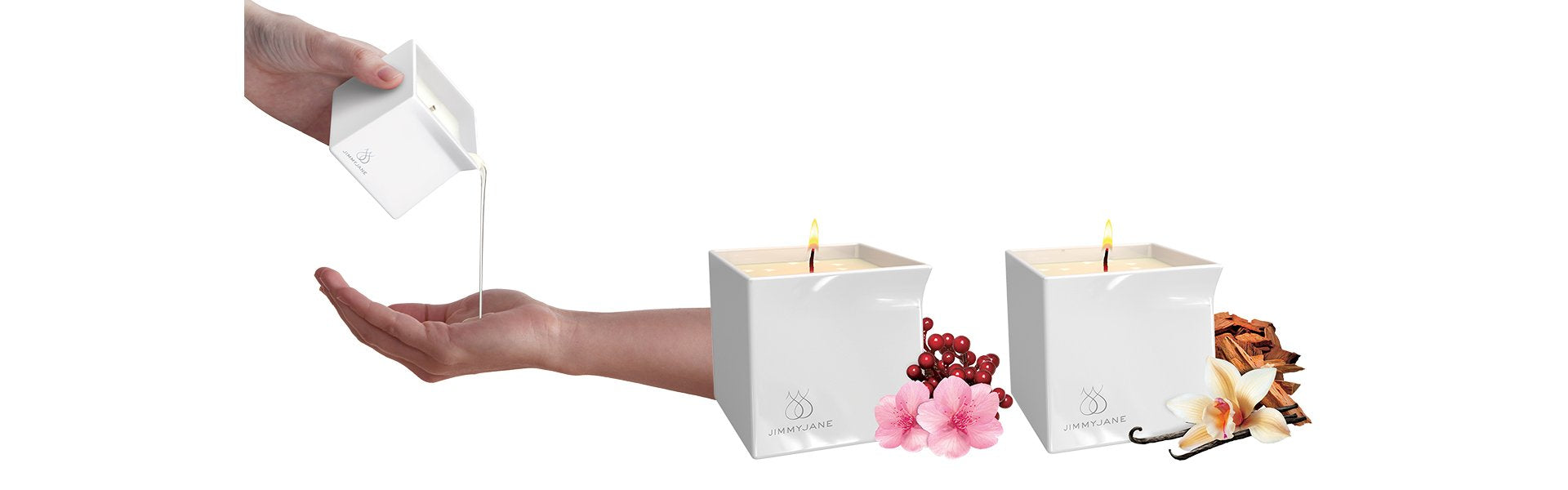 Massage candles JimmyJane hongkong