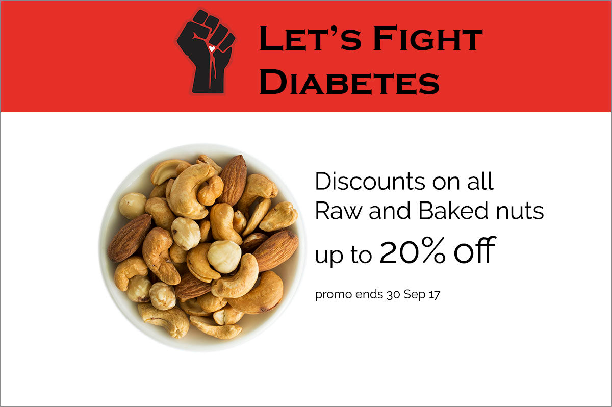 SnackFirst - Let's Fight Diabetes