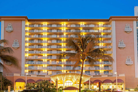 "3 DAYS 2 NIGHTS AT ""MARCO POLO OCEANFRONT RESORT"" MIAMI BEACH FL. ONLY $199 (UP TO 4 TRAVELERS)"