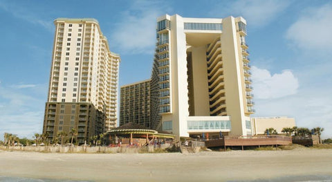"""3 Days 2 Nights at """"HILTON BEACH RESORT"""" MYRTLE BEACH, SC. ONLY $399 (up to 4 travelers)"""