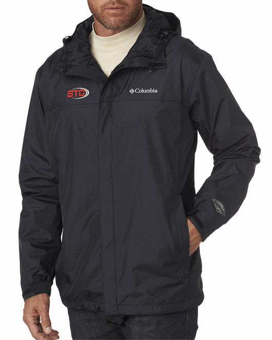 STC Men's Columbia Rain Jacket