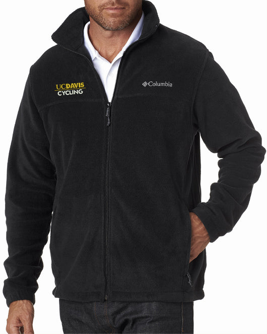 UCDC Men's Columbia Steens Mountain™ Full-Zip Fleece