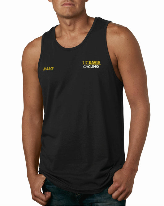 UCDC Next Level Men's Cotton Tank
