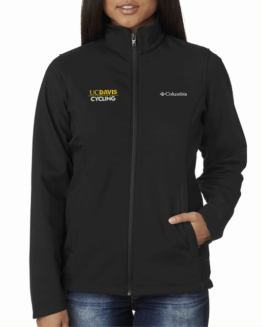 UCDC Columbia Ladies' Kruser Ridge™ Soft Shell