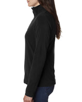 UCDC Columbia Ladies' Crescent Valley Quarter-Zip Fleece