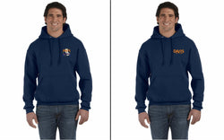DBC Men's Cotton Pullover Hood